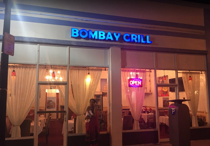 Bombay Grill Comfortable