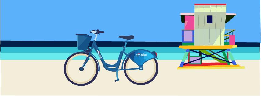Citi Bike Station - Surfside Webpagedepot