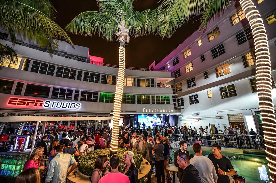 Clevelander South Beach Hotel and Bar - Miami Beach Clevelander