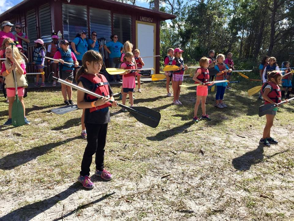Girl Scouts - Jupiter Professionals