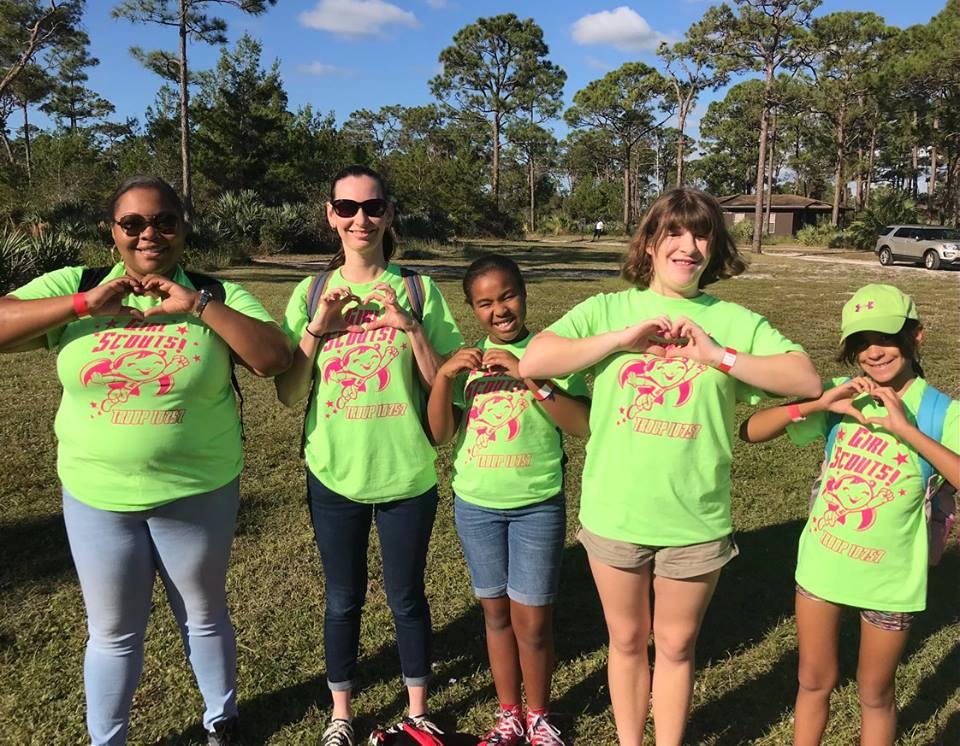 Girl Scouts - Jupiter Affordability