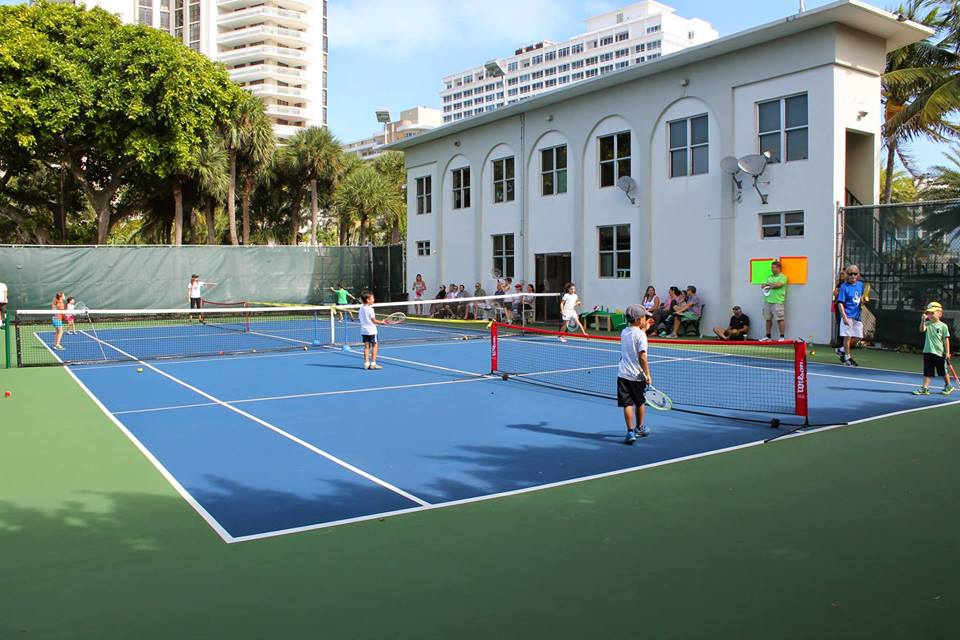 GM Sports Tennis Academy - Surf Side Establishment