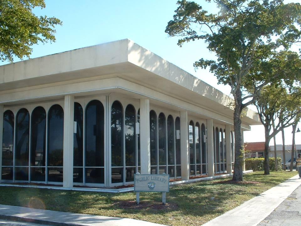 Lantana Public Library - Lantana Contemporary