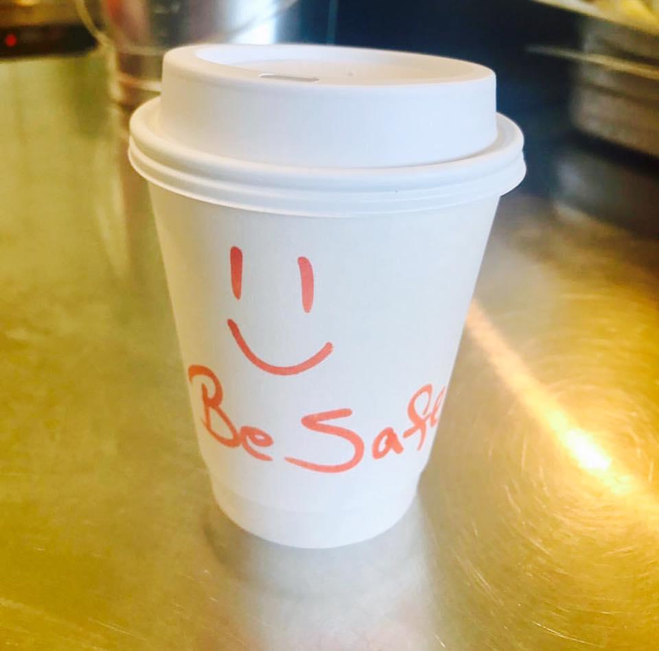 Las Olas Cafe Surroundings
