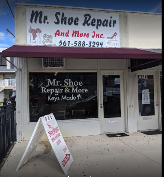 Shoe Repair Lake Worth
