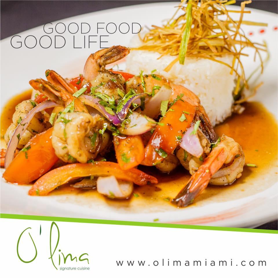 O'Lima Signature Cuisine - Bay Harbor Islands Reservation