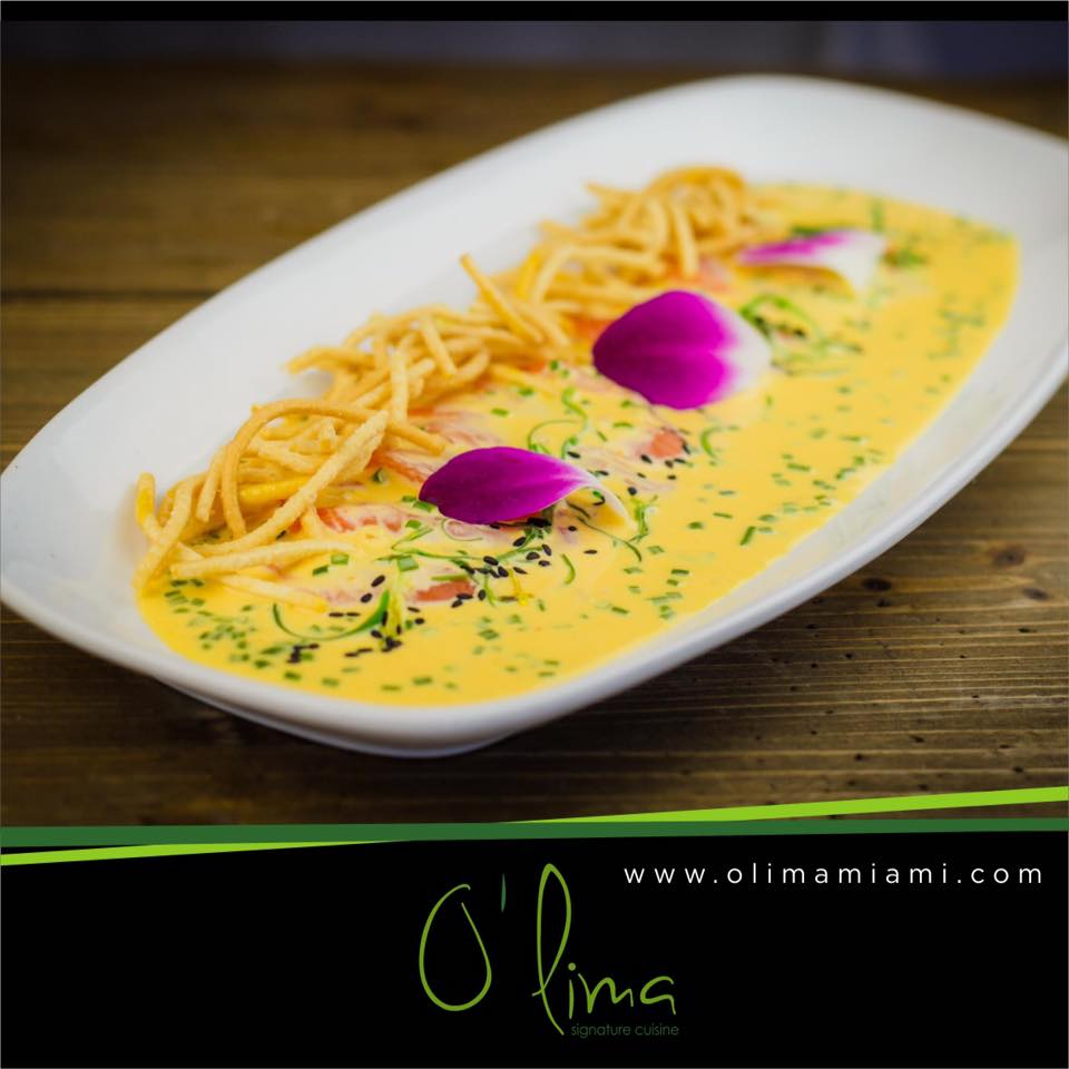 O'Lima Signature Cuisine - Bay Harbor Islands Organization