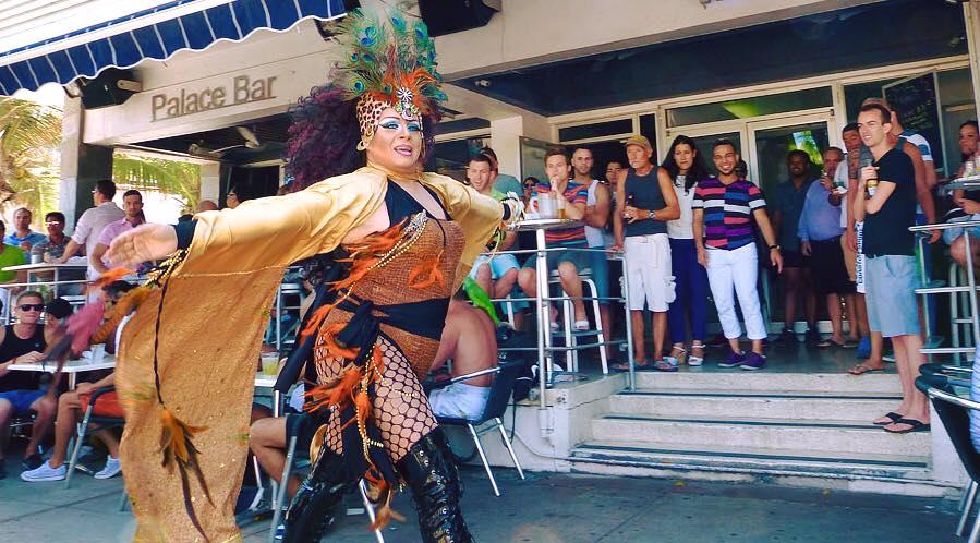 Palace Bar - Miami Beach Contemporary