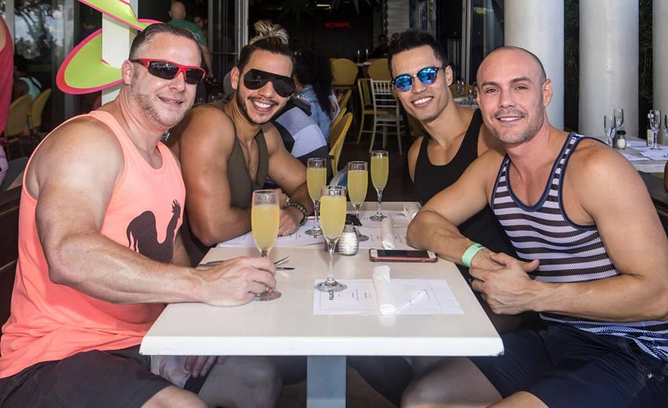 Palace Bar - Miami Beach Conversation