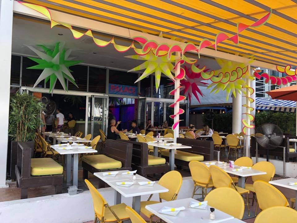 Palace Bar - Miami Beach Establishment