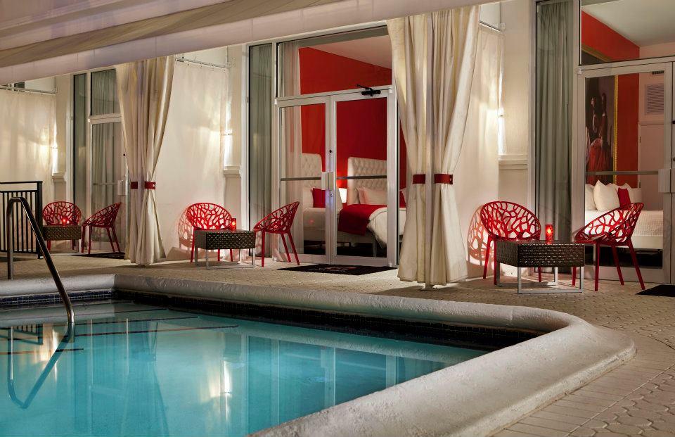 Red South Beach Hotel - Miami Beach Wheelchairs