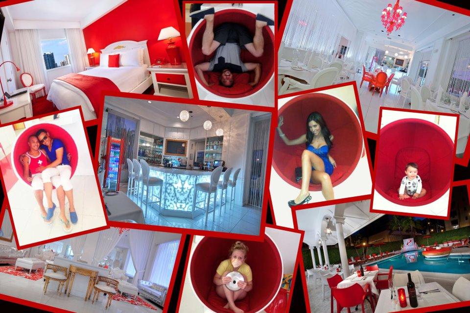 Red South Beach Hotel - Miami Beach Comfortable