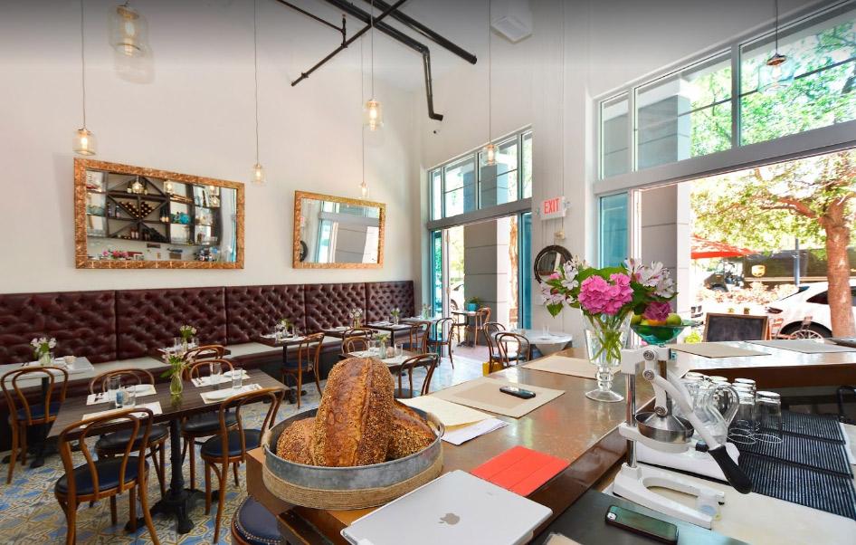 Rossella's Kitchen Contemporary