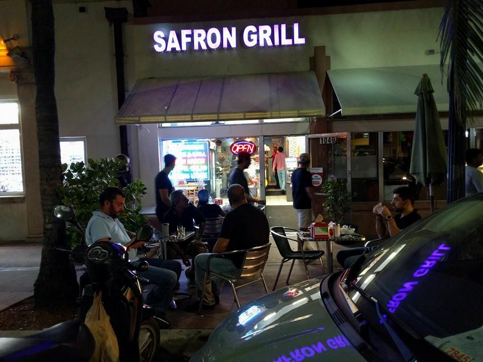 Safron Grill - Miami Beach Informative