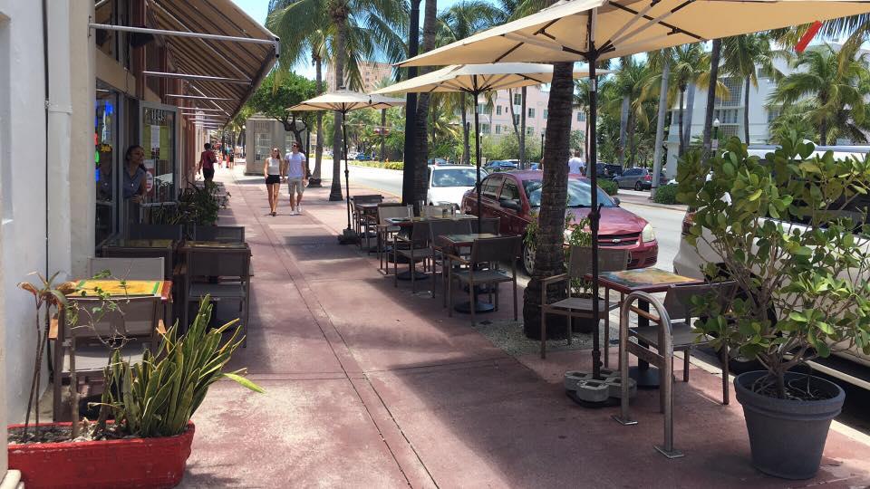 Safron Grill - Miami Beach Establishment