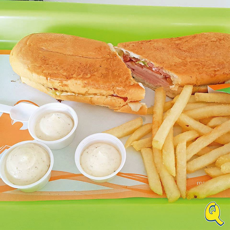 Sandwich Qbano - Miami Beach Information