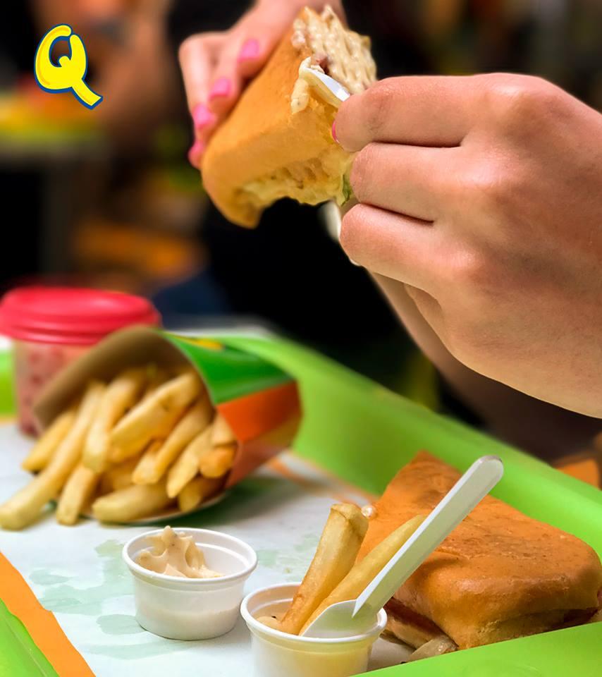 Sandwich Qbano - Miami Beach Entertainment