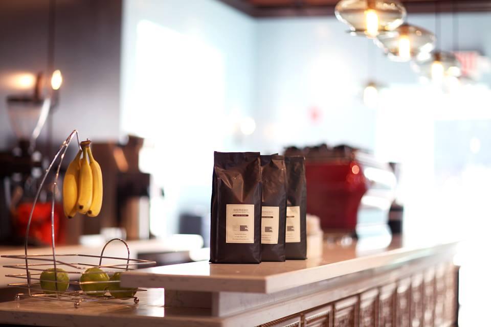 Shepherd Artisan Coffee - Miami Beach Webpagedepot