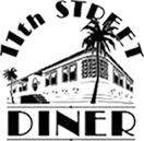 11th Street Diner - Miami Beach 11th Street Diner - Miami Beach, 11th Street Diner - Miami Beach, 1065 Washington Avenue, Miami Beach, Florida, Miami-Dade County, Cafe, Restaurant - Cafe Diner Deli Coffee, coffee, sandwich, home fries, biscuits, , Restaurant Cafe Diner Deli Coffee, burger, noodle, Chinese, sushi, steak, coffee, espresso, latte, cuppa, flat white, pizza, sauce, tomato, fries, sandwich, chicken, fried