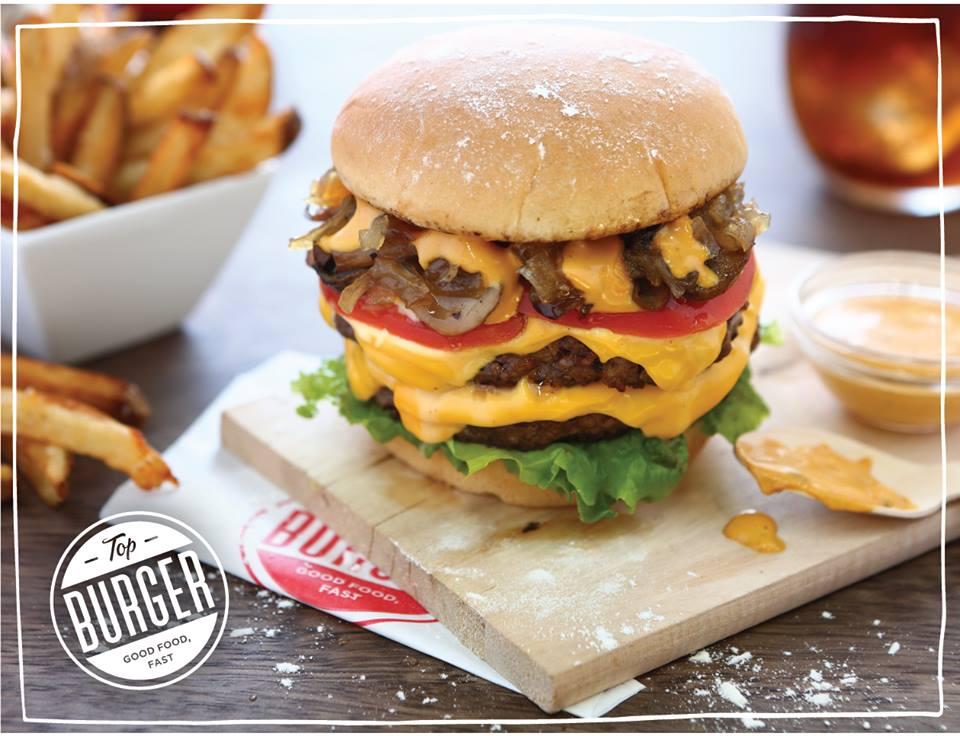 Top Burger Restaurants