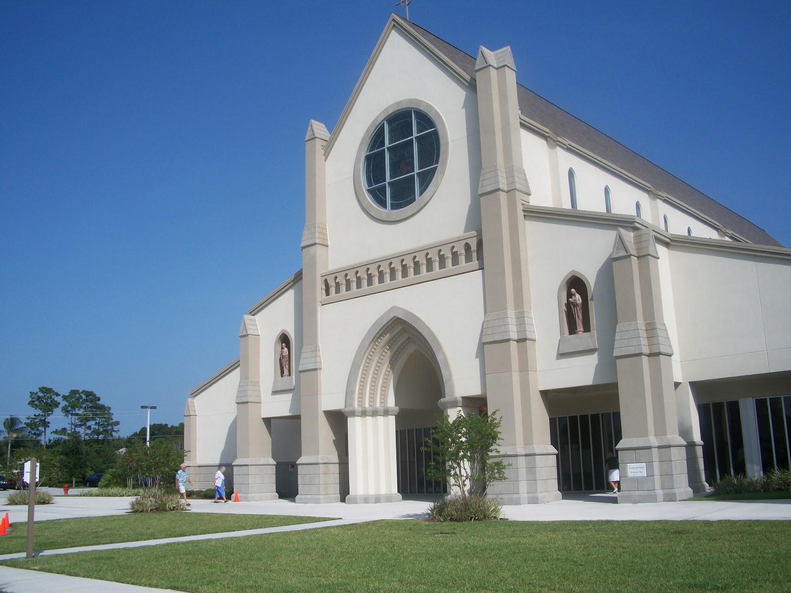 St. Mary's Catholic Church - Pahokee Information