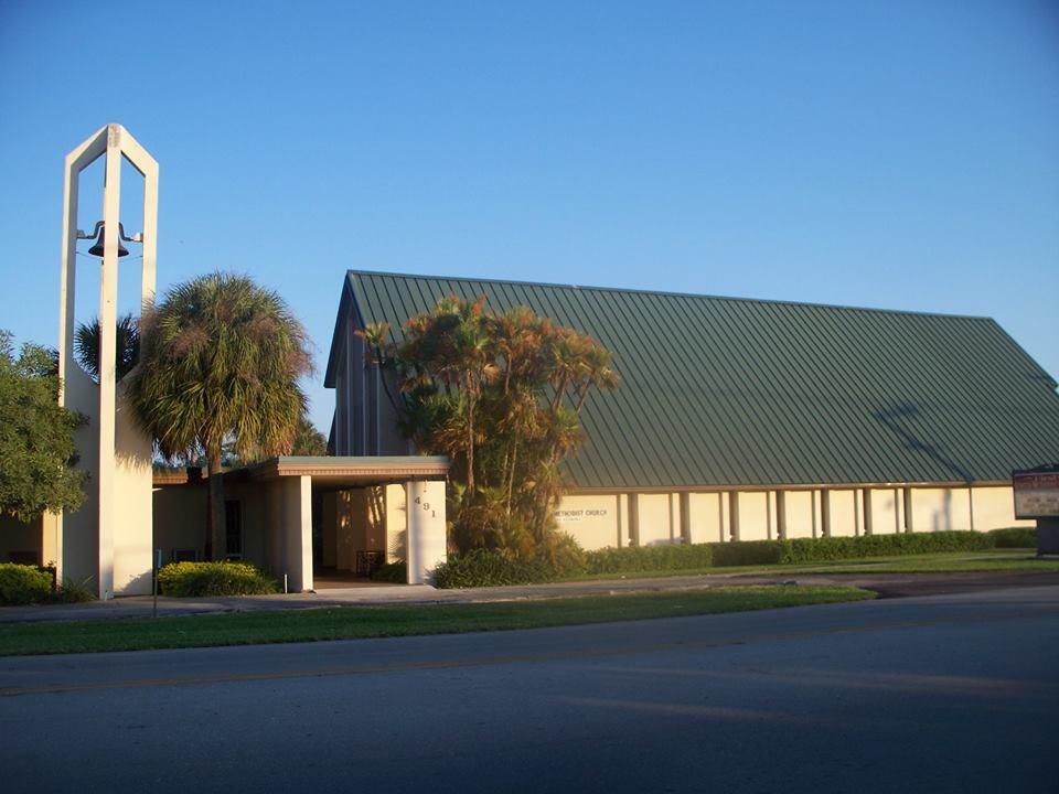 First United Methodist Church - Pahokee Informative