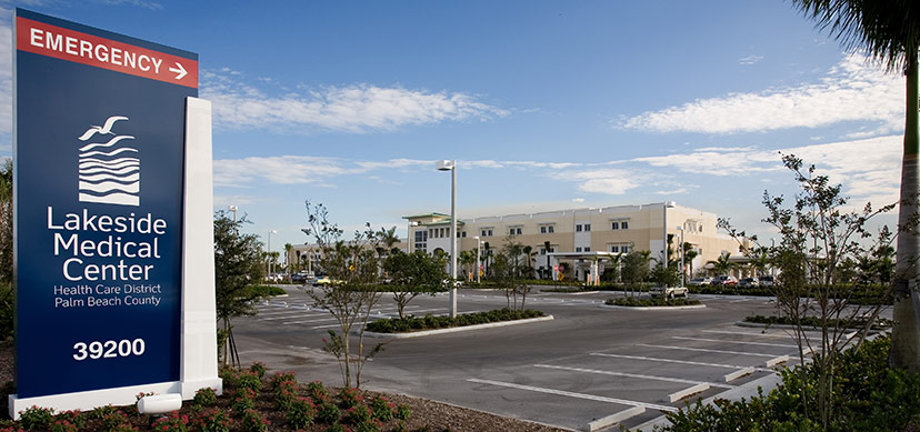 Lakeside Medical Center - Belle Glade Certification