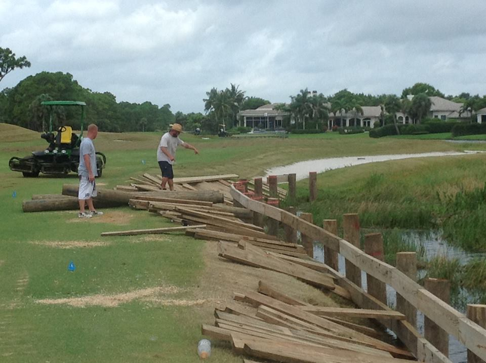 Old Marsh Golf Club - Palm Beach Gardens Themselves