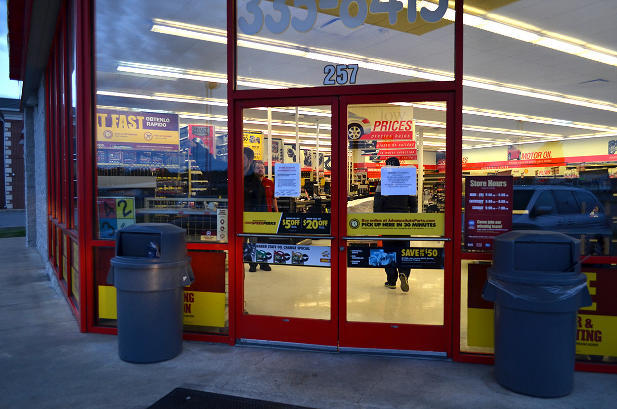 Advance Auto Parts - Belle Glade Contemporary