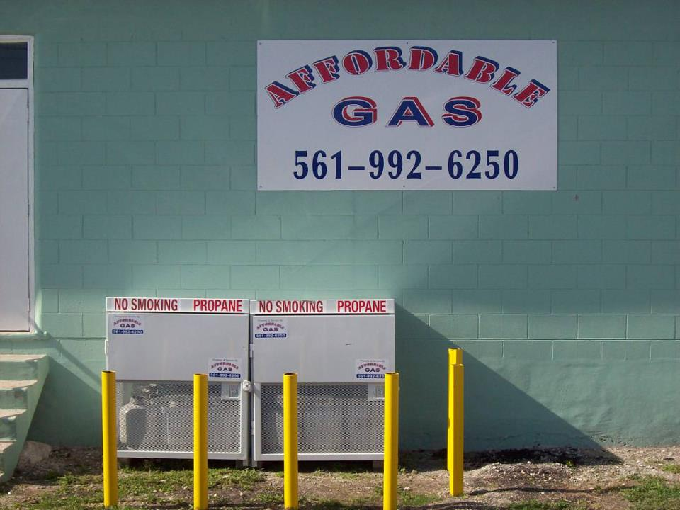Affordable Gas - Belle Glade Affordable