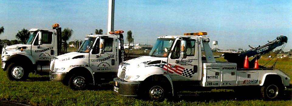 Affordable Towing - Belle Glade Appointments