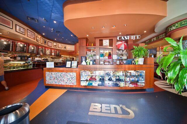 Ben's Kosher Deli Restaurant & Caterers - Boca Raton Surroundings