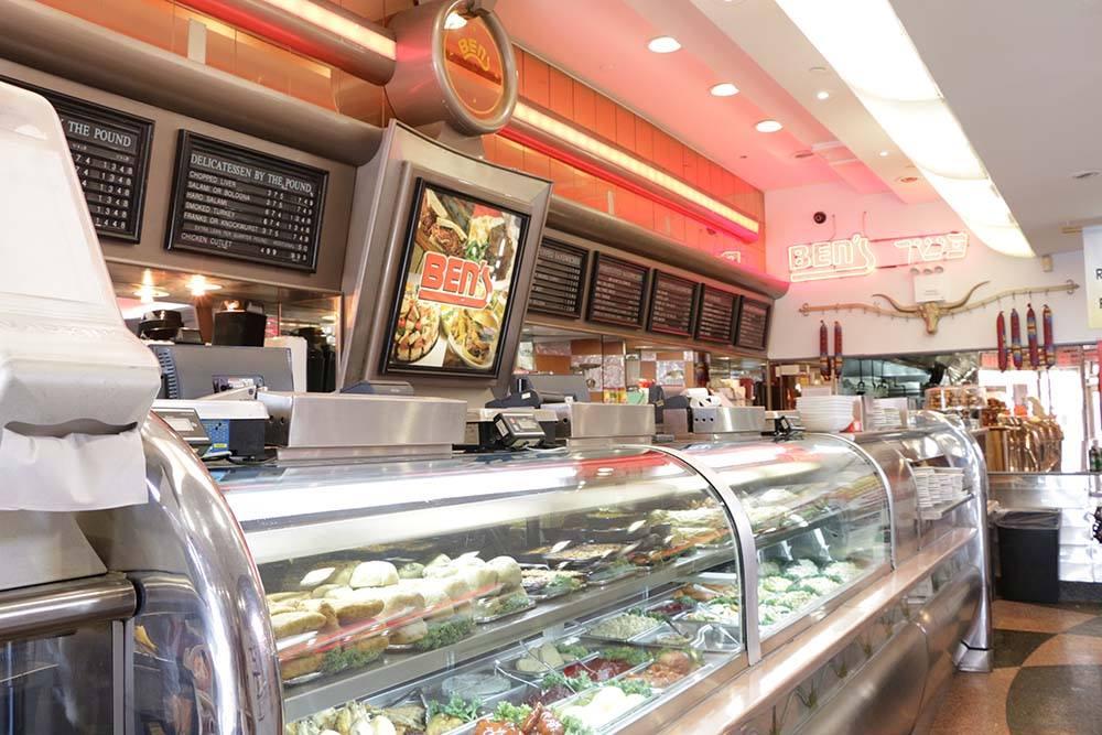 Ben's Kosher Deli Restaurant & Caterers - Boca Raton Traditionally