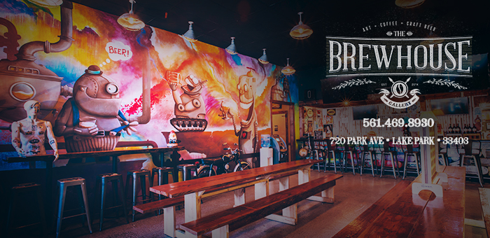 The Brewhouse Gallery - Lake Park Restaurant