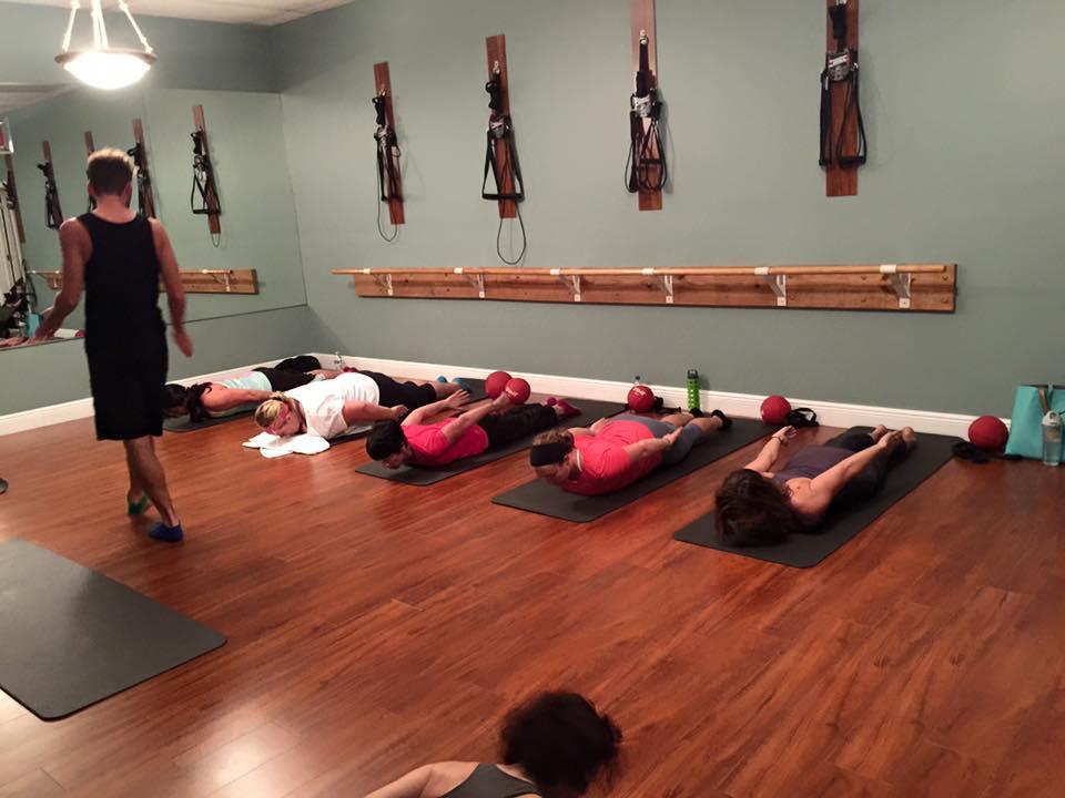 Core Concepts Pilates Studio Establishment