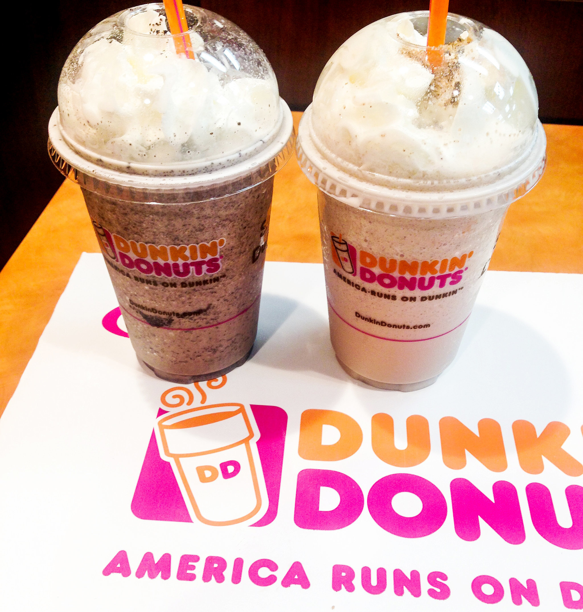 Dunkin' Donuts Authentic