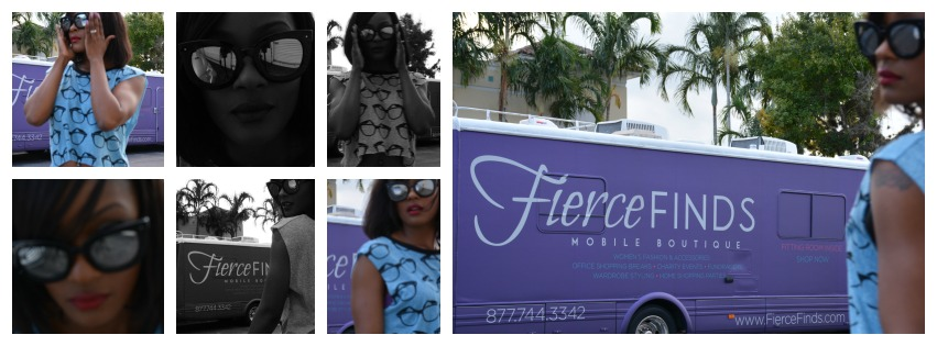 Fierce Finds Mobile Boutique - Boca Raton Cleanliness