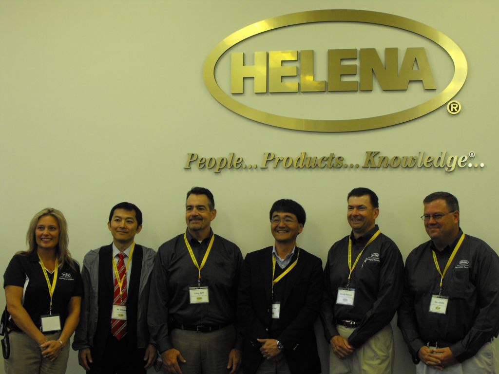 Helena Chemical Co Information