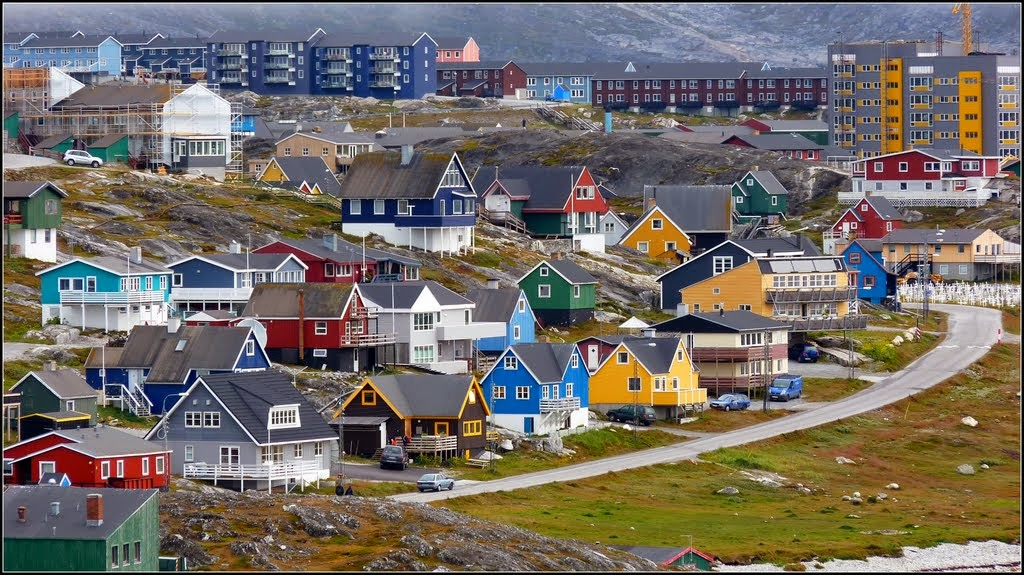 Hotel Nordbo Apartments - Nuuk Information