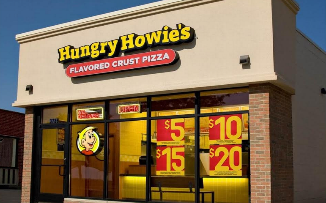 Hungry Howie's Pizza Webpagedepot