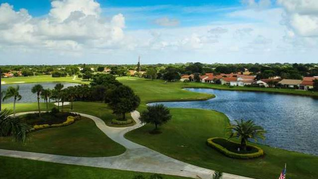 Indian Spring Golf Club - Boynton Beach Information