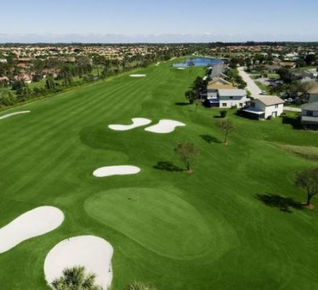 Indian Spring Golf Club - Boynton Beach Maintenance