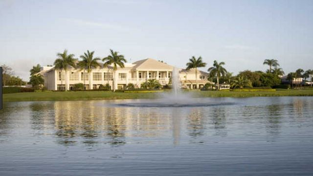 Indian Spring Golf Club - Boynton Beach Contemporary