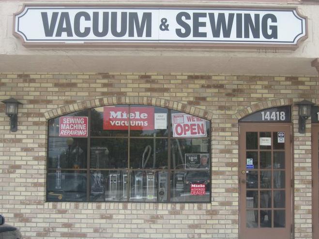 King Sewing & Vacuum Center - Ottawa Webpagedepot