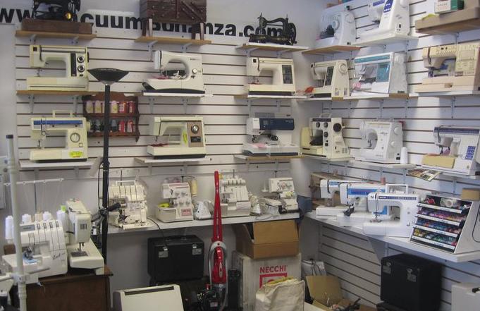 King Sewing & Vacuum Center - Ottawa Informative