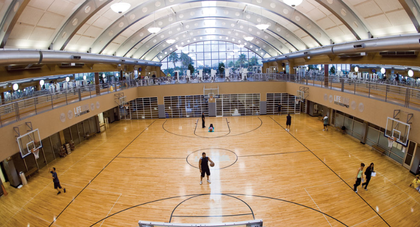 Life Time Athletic - Boca Raton Accommodate