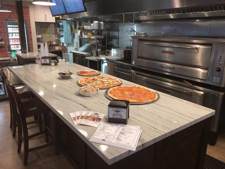 Manhattan Joe's Pizzeria - Boca Raton Accommodate