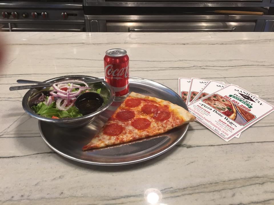 Manhattan Joe's Pizzeria - Boca Raton Reservation