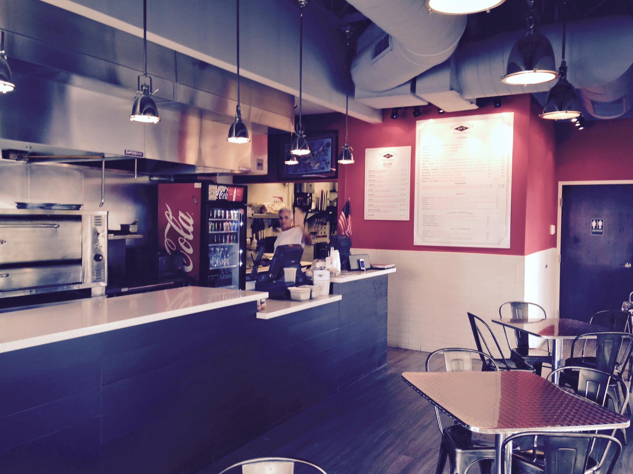 Manhattan Joe's Pizzeria - Boca Raton Webpagedepot