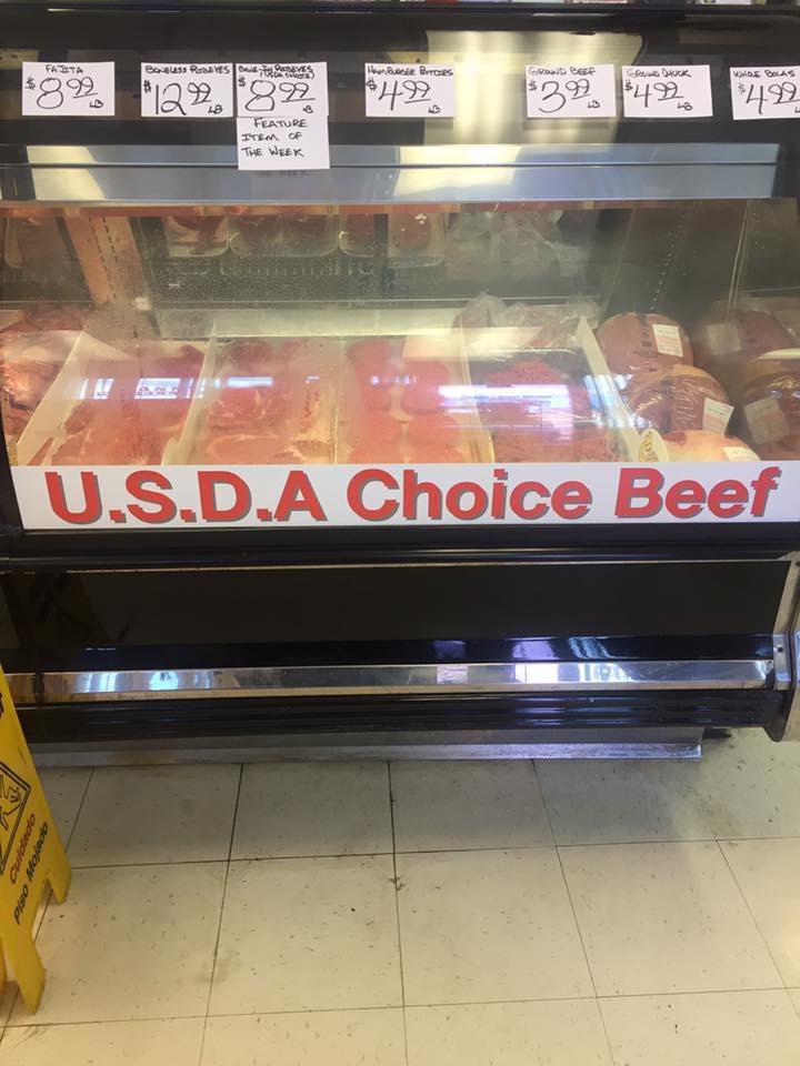 Manny's Meat Market - Belle Glade Information